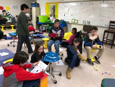 One Seat Does Not Fit All: A Guide to Flexible Seating in the Classroom