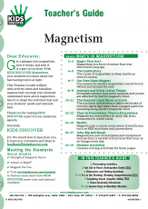 Teacher's Guide for Kids Discover Magnetism