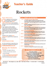 Teacher's Guide for Kids Discover Rockets