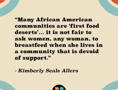 Honoring Black Breastfeeding Week